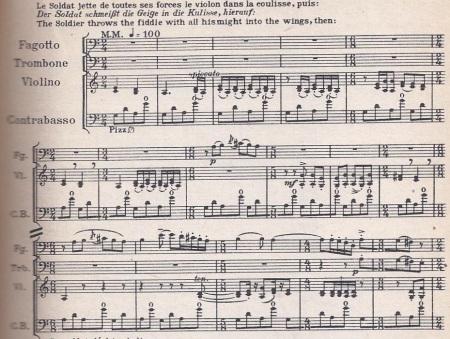 Stravinsky Example