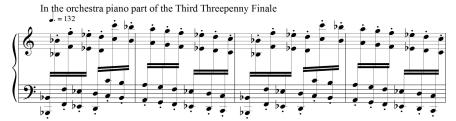Threepenny third finale example