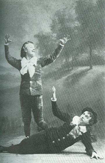 Passmore_and_Lytton_as_Bunthorne_and_Grosvenor_1900_Patience_opera