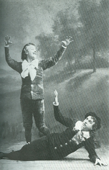 Passmore_and_Lytton_as_Bunthorne_and_Grosvenor_1900_Patience_opera
