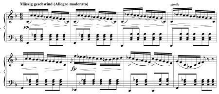 Schubert Auf Dem Wasser Opening