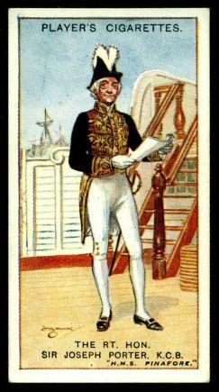 Joseph Porter Card