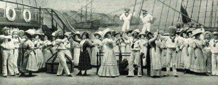 1908 Pinafore