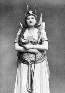 Alice Barnett, the first Fairy Queen