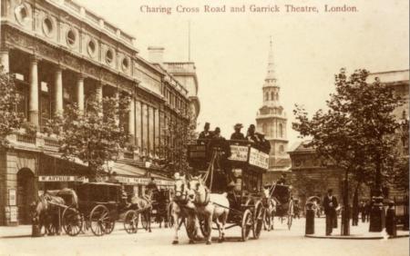 Garrick Theatre 1902