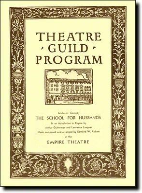 School For Husbands Program